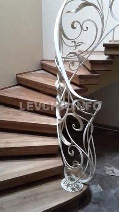 Modern Stair Railing, Modern Stairs, Kitchen Island Furniture, Cardboard Frames, Art Nouveau, Art Deco, Iron Art, Stylish Home Decor, Fence Design