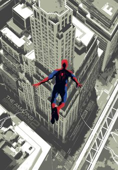 New IMAX Print for 'The Amazing Spider-Man 2′