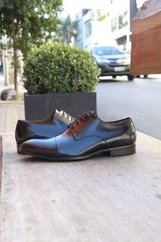 44fb25760 Sapato Social Masculino Derby CNS Henri em Couro cor Preta, com sola de  couro e forro em couro. #cns #cnsmais #sapato #social #masculino # sapatosocial ...