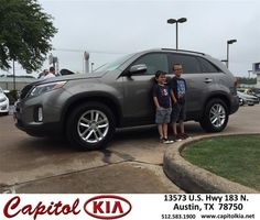 https://flic.kr/p/JuKm7Z | #HappyBirthday to Amy  from Ivan Rodriguez at Capitol Kia! | deliverymaxx.com/DealerReviews.aspx?DealerCode=RXQC