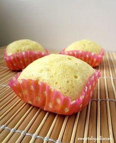 Mushipan (Japanese Steamed Cake)