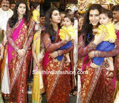 nara brahmani sarees hd images - Google శోధన