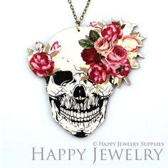 Hey, I found this really awesome Etsy listing at https://www.etsy.com/listing/119468473/1pcs-hn003-handmade-photo-retro-skull