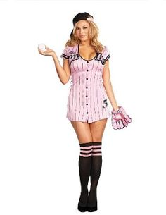baseball girl slugger costumes for less than 3500 - Baseball Halloween Costume For Girls