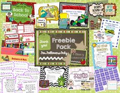 a Class*y Collaboration: Everyone's a WINNER! Amazing Resource Pack OR $50!