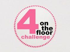 4 on the floor challenge