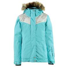 Jacheta snowboard Brunotti JACCERA pentru copii, albastru, 140