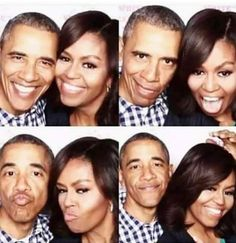 """What Truly Being """"In Love & Happy"""" looks like! My favorite Couple, President Obama & First Lady Michelle Obama! Michelle Obama, Black Love, Black Is Beautiful, Black Art, Beautiful Wife, Beautiful Dresses, Model Tips, Selfies, Presidente Obama"""