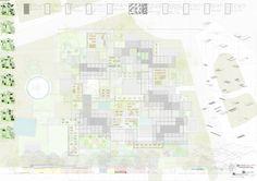 Arquitectura III: Planta de cubierta
