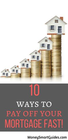 10 Little Known Ways To Pay Off Your Mortgage Fast! By using these tips, I saved a ton of money on interest charges and will pay off my mortgage decades sooner than if I just paid the monthly payment. Thanks for sharing!
