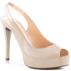 Aero 4 - Light Nat Patent  Guess Shoes $59.99