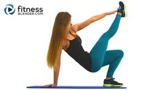 5 Minute Abs and Obliques Workout - Abs Exercises for a Strong Toned Core - Fitness Blender