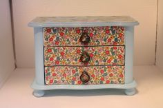 A personal favourite from my Etsy shop https://www.etsy.com/uk/listing/234943750/jewellery-box-jewelry-box-vintage-wooden