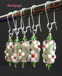 Removable Stitch Markers by BeadsPage on Etsy
