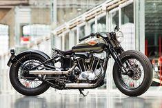 '76 Harley Ironhead - Van Hai Nguyen  |  Pipeburn.com