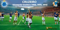 Tricampeão brasileiro - Cruzeiro