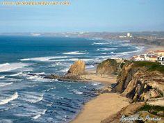 Vista geral desde o Alto da Vela Water, Outdoor, Candle, Santa Cruz, The Beach, Gripe Water, Outdoors, Outdoor Games, The Great Outdoors