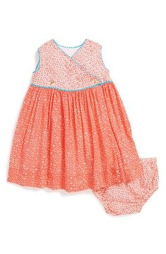 Adorable sundress and bloomers in #coral http://rstyle.me/n/gmuj5nyg6