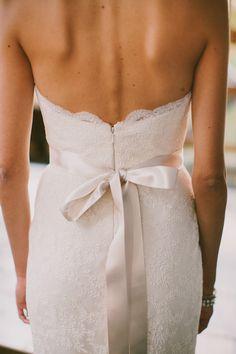 soft grey sash // photo by Jackie Wonders // http://ruffledblog.com/culture-chic-san-diego-wedding