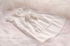 Baby bereavement Gowns are delicate and soft for burial.