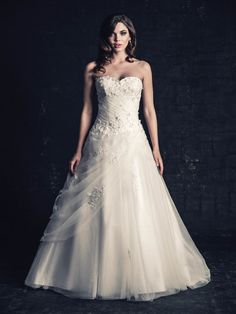 Ella Rosa Style #BE198 $998 This is a ballgown / A-line dress that has an embroidered lace on pleated English Net with draped tulle on the skirt  Contact us at www.privatelabelbridal.com Located in #Everett #Washington 425-348-4696  #Seattlebride #Seattle #Bride #Bridal #Washingtonweddings #weddings #bridalgowns #weddingdresses Call us to set up an appointment today!! #privatelabelbridal