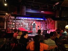 CubaOcho 8pm Comedy Hour on May 13, 2015 at 8:00 pm - 10:30 pm. Comedy, Art, Tapas and The Largest Rum Collection in the Heart of Miami.  Bringing comedy to the Miami landmark of Calle Ocho. Join us at CubaOcho as we bring a night of some of the best Stand up Comedy Miami and Beyond have to offer; as well as a marvelous collection of Cuba's history through the arts and books; and a large collection of Rum, drinks of all sorts, and tapas. Category: Comedy. Price: Suggested $5 Donation: USD…