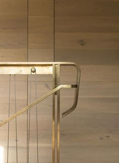 Image 12 of 17 from gallery of Pacific House / Casey Brown Architecture. Courtesy of Casey Brown Architecture Staircase Handrail, Stair Railing, Staircase Design, Banisters, Staircase Ideas, Modern Staircase, Architecture Details, Interior Architecture, Interior Design