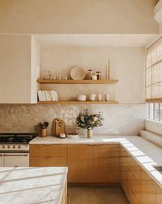 Home Decor Kitchen, Kitchen Interior, Home Kitchens, Estilo Interior, Interior Desing, Küchen Design, Home Decor Inspiration, Home And Living, Kitchen Remodel