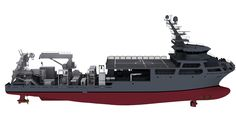 Top Secret Navy Ships | MOSHIP - Turkish Navy Sumarine Rescue Mother Ship