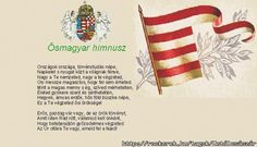 "National  anthem of    ""  ŐSMAGYAR  ""  HUNGARY"