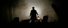 The Assassination of Jesse James by the Coward Robert Ford (Andrew Dominik, 2007). Director of Photography was Roger Deakins.