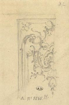 Les Arts Décoratifs - Site officiel - Présentation - Partie supérieure d'un panneau sculpté, Nicolas Pineau (1684-1754), France, XVIIIe sièc...