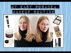 Natural Treatments, Natural Cures, Rosacea Makeup, Diy Beauty Tutorials, Rosacea Causes, Raw Coconut Oil, Anti Redness
