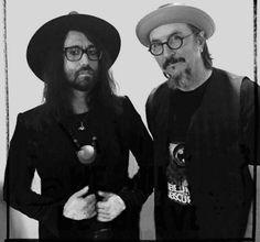 Sean Lennon & Les Claypool of Primus Announce New LP as The Claypool Lennon Delirium
