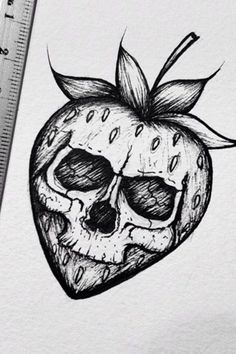 Drawing Doodles Ideas See more images and ideas about CuteEasy Drawings, Kawaii Drawings, Things to Draw. Pencil Art Drawings, Art Drawings Sketches, Kawaii Drawings, Easy Drawings, Tattoo Drawings, Skull Drawings, Graffiti Art Drawings, Skeleton Drawings, Cute Halloween Drawings