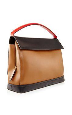 Calf Leather Handbag by Marni Now Available on Moda Operandi