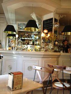 Café Clarés - La Dreta de l'Eixample - Barcelona, Cataluña