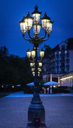 Street lamp by Konstantin Belov