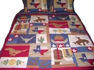 Texas Outline, Western Quilts, Texas Quilt, Cowboy Quilt, Southwest Quilts, Texas Crafts, Row By Row, Western Theme, Quilting Projects