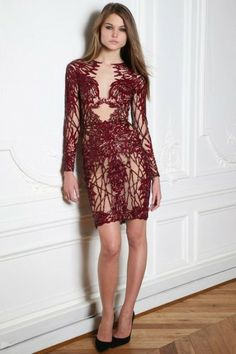 Zuhair Murad Fall 2014 2015 Ready-to-Wear Collection