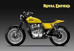 Motorcycle Design, Royal Enfield