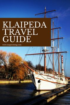 There's more to Klaipeda than just a getaway to the Curonian Spit. Discover this stunning coastal city with or complete Klaipeda Travel Guide. Klaipeda Travel Guide | Lithuania Travel | Visiting Klaipeda | Explore Klaipeda | Explore Lithuania | Things to See and Do in Klaipeda