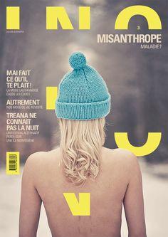 INO magazine by Lionel Melchiorre