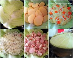 Pieczonki (duszonki) Chili, Cabbage, Grilling, Food And Drink, Vegetables, Chile, Crickets, Cabbages, Vegetable Recipes