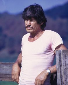 Charles Bronson was an American film and television actor.He was often cast in the role of a police officer, gunfighter, or vigilante in revenge-oriented plot lines.