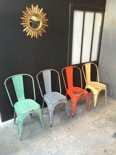 68 idees de chaise industrielle
