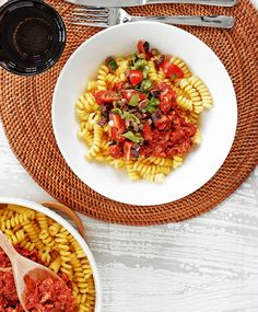 Pasta Salad, Risotto, Good Food, Goodies, Eat, Ethnic Recipes, People, Crab Pasta Salad, Sweet Like Candy