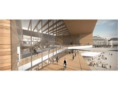 Guggenheim Helsinki | Kimmel Eshkolot Architects Cultural Center, Helsinki, Opera House, Architects, Competition, Stairs, Building, Home, Stairway
