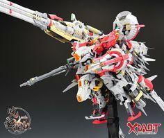 Custom Build: 1/100 Deepstriker [Perfect] - Gundam Kits Collection News and Reviews