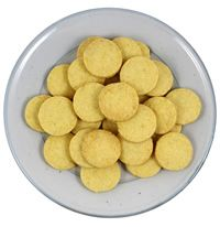 Savory wafer treat for St. Nicholas Day--Cheese Coins--a change from the sweet treats.